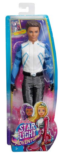 Barbie Star Light Adventure Galaxy Boy Doll